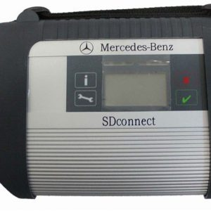 Mercedes-Benz Sdconnect C4 C5 C6 diagnostine įranga