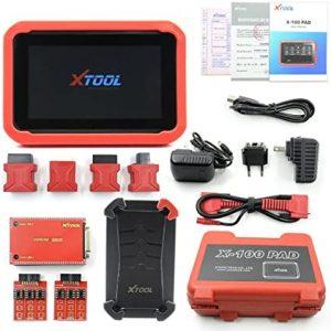 XTOOL X-100 programavimo planšetinis kompiuteris