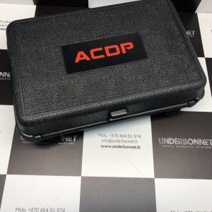 Yanhua ACDP Programeris + 12 Autorizavimu (Kartu visi Moduliai, pilna MASTER versija)