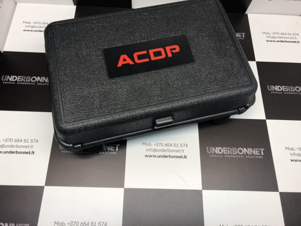 Yanhua ACDP Programeris + Modulis 01 BMW (CAS1-CAS4 komplektas) -2