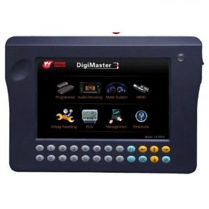 Yanhua Digimaster 3 Profesionali odometro, oro pagalvių koregavimo/resetinimo įranga