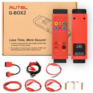 "Autel G BOX2 įranga palaiko Mercedes-Benz ""All Keys Lost"" dirba kartu su Autel MaxiIM IM608"