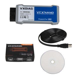 VXDIAG GM / OPEL GDS2+Tech2win diagnostikos ir programavimo įranga